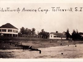 Volunteers of America Camp