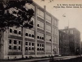 S.S. White Dental Factory