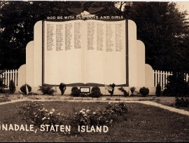 World War II Honor Roll