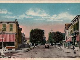 Amboy Rd. at Main St.