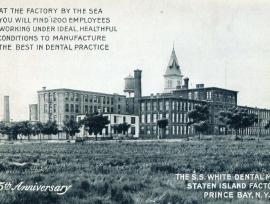 S.S.White Dental Factory