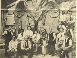 Atlantic Terra Cotta artisans