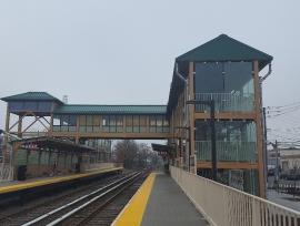 Arthur Kill Station